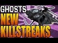 Call of Duty: Ghosts - New Killstreak Tips! (COD Ghost Scorestreak Review)