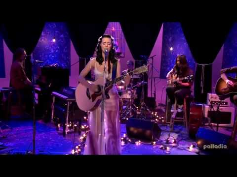 Katy Perry - Thinking of You - MTV Unplugged - (2009)