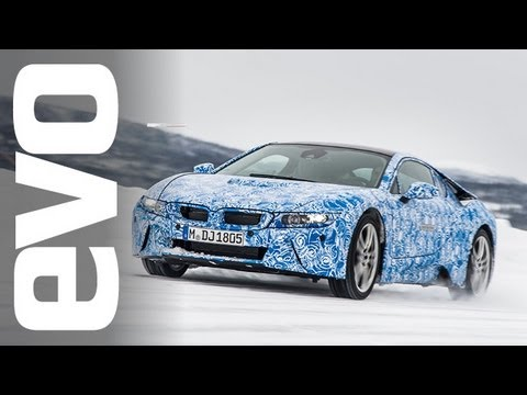 BMW i8 Exclusive ride- evo Diaries