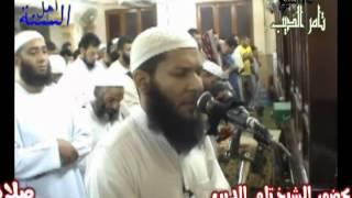صلاة الفجر سورة الإنفطارللشيخ أحمد عقل بحضور الشيخ تامر الديب