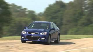 Chevrolet обновил спортседан SS
