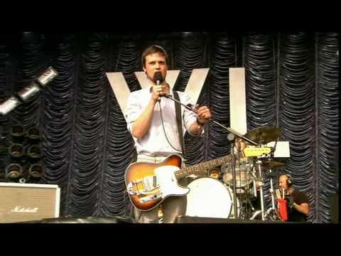 Dancing In The Dark - White Lies - Glastonbury 09 (Part 6 of 7)