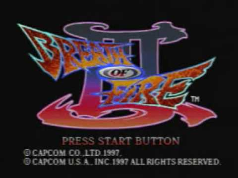 Breath of Fire III - Fighting Man (Garr-s Theme)