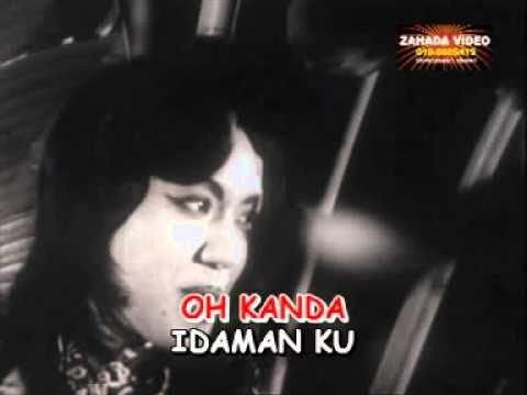 """GELORA (KARAOKE) Nyanyian P.Ramlee & Saloma versi filem """"Seniman Bujang Lapuk"""" (1961)"""