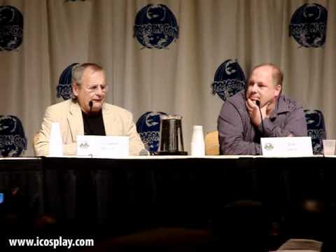 DragonCon 2011 &#8211; Doctor Who &#8211; Sylvester McCoy &#8211; Seventh Doctor Monday panel