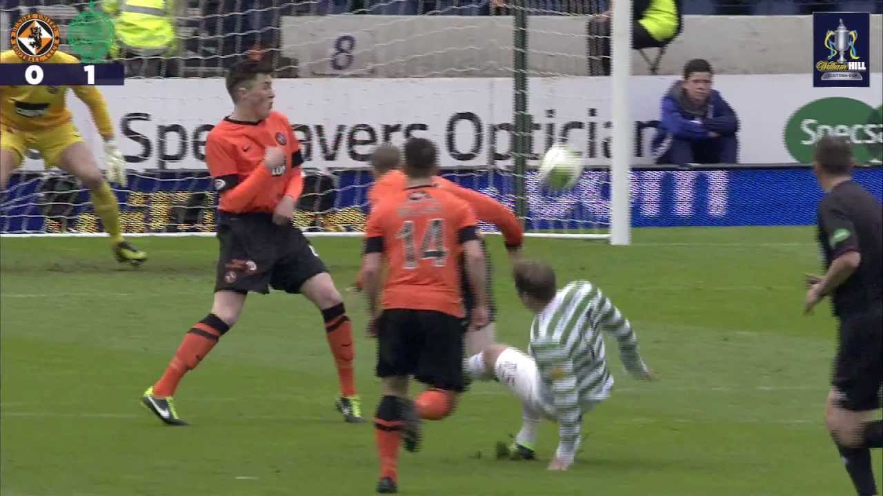 Dundee United 3-3 Celtic FC