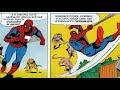 Фрагмент с средины видео - Супергерои Marvel Официальная коллекция комиксов. Человек-Паук. Распаковка