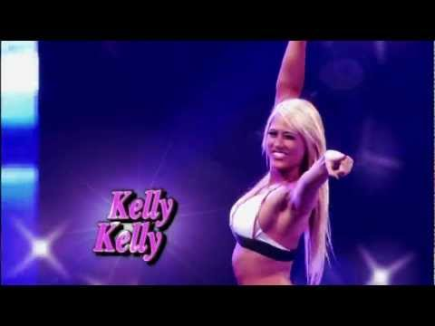 Kelly Kelly entrance video