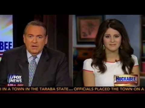 Lila Rose talks with Mike Huckabee about Live Action's