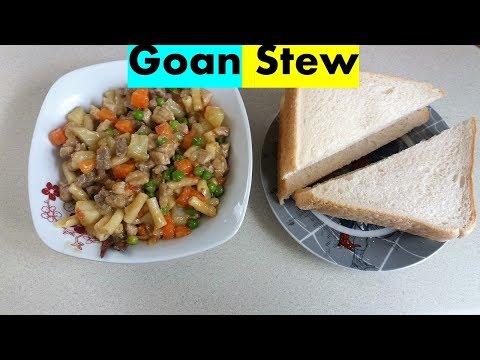Original Goan  Beef Stew- Authentic-Konkani Recipe