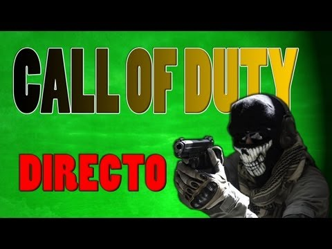 Call Of Duty EN DIRECTO!! Willyrex
