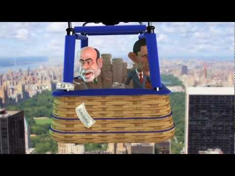 Obama and Ben Commercial: Part 1 The Inflatocracy by Swiss America
