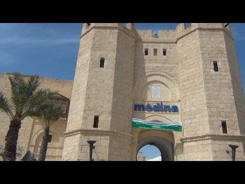 New Medina and Yasmine - Hammamet 2013 - Tunisia