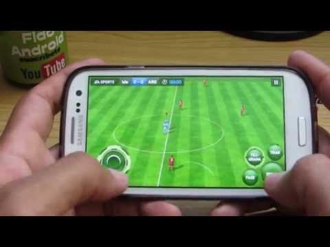 Real Football 2012 Full APK+SD (Dinero y energía infinita)