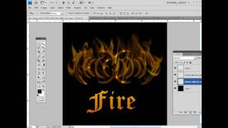 Making Fire in Photoshop, Graphic design, learn photoshop, photoshop tutorials, draw fire