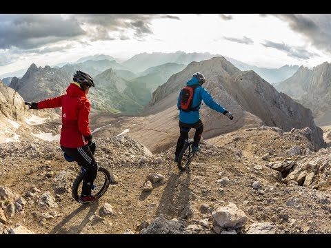 Extreme Unicycling, Lost Hikers, and How to Make Shelter: Outdoor Videos of the Day