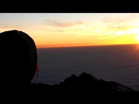 キリマンジャロ登山に挑戦!【御来光☆】