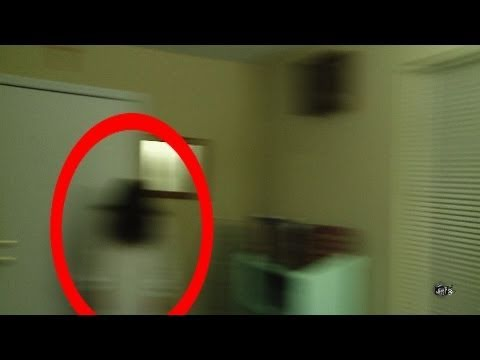 Real ghost girl caught on video tape 6.5 (The Haunting)