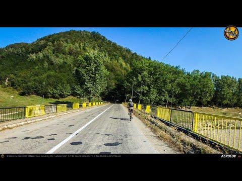 VIDEOCLIP Traseu MTB Poienile - Gura Bascei - Calvini - Slobozia - Corbu - Lera - Chiojdu - Basca Chiojdului