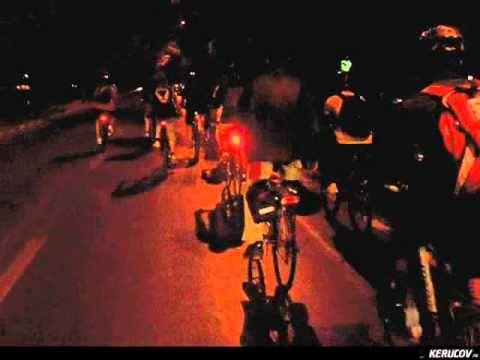 VIDEOCLIP Drumul Bicicletei #7 - Militari - Crangasi - retur