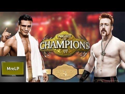 WWE -- [NIGHT of CHAMPIONS] Prediction on Alberto Del Rio vs. Sheamus Match