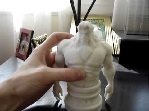 Ralph Sutter - Ronin 3D Print by Z Corp!