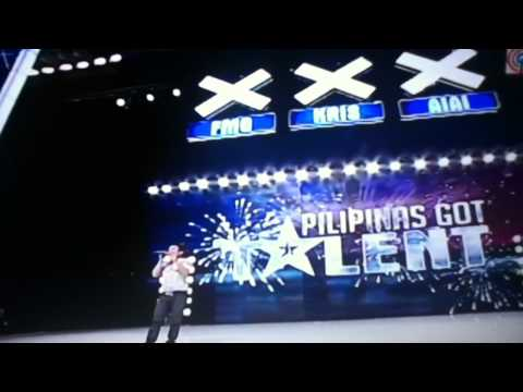 Pilipinas Got Talent Season 3 Geo Ed Rebucas