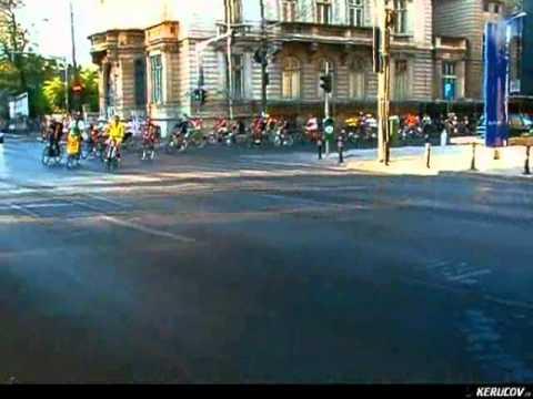 VIDEOCLIP BikeWalk Romania 28 august 2010 - Pentru ca suntem multi!
