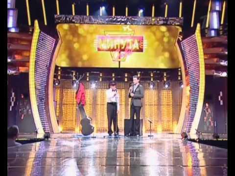 "Aharon Kotlar on ""Minuta Slavi"" show - Russian Channel ORT"