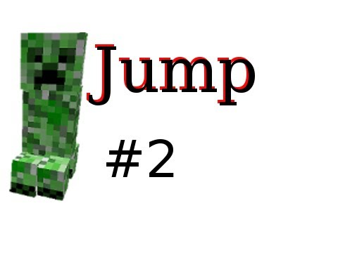 Minecraft - Jump Custom Map with Nova Part 2: All Jumped Out