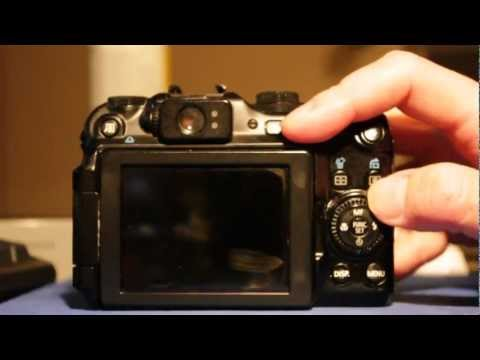 Canon PowerShot G11 Camera Control jog Wheel Dial Problem - Workaround and Fix