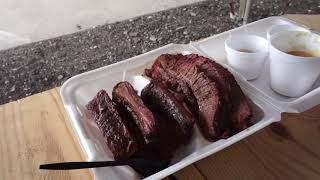 Check Out the Awesome Brisket & Ribs at the Stiky Ribz Grand Opening