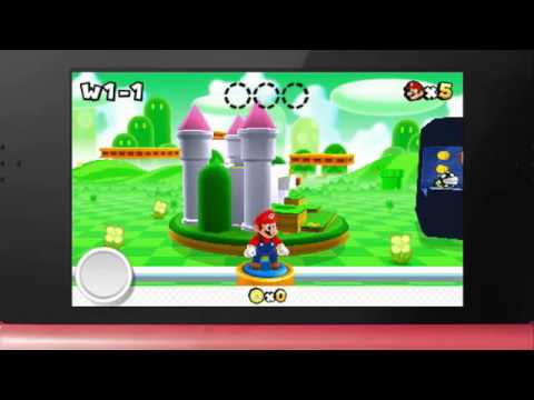 Super Mario 3D Land Gameplay Trailer