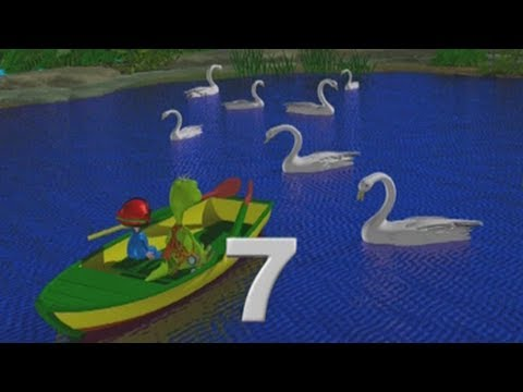 Baby Magic 123 - Learning to count numbers Part 9