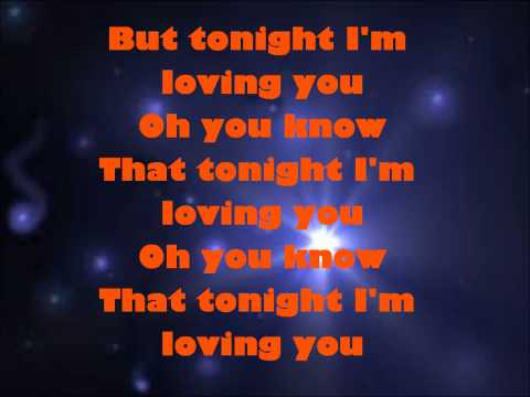 tonight enrique iglesias ft ludacris lyrics on screen -GYS7M2EEAMY