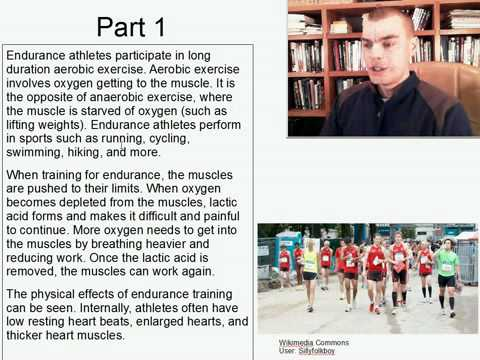 Advanced Listening English Practice 20: Endurance Athletes