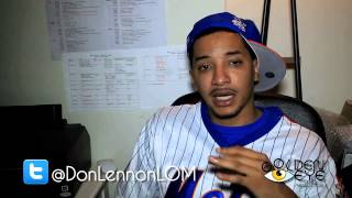 HOLLOW SPEAKS ON LOADED LUX & L.O.M MIXTAPE!!!