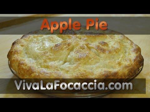 Ricetta Apple Pie - Torta di Mele Americana