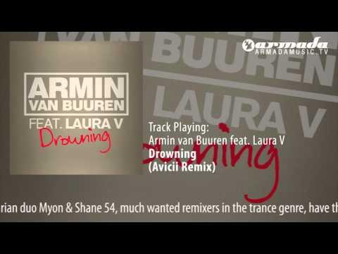 Armin van Buuren feat. Laura V - Drowning (Avicii Remix) -GZGpPVZJEMU