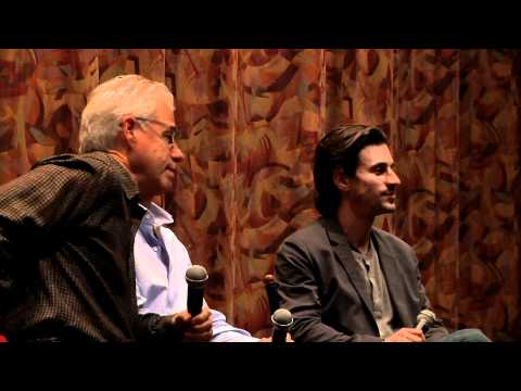 DocuDay 2012 - Q&A with Marshall Curry & Sam Cullman (If A Tree Falls) - Part 1
