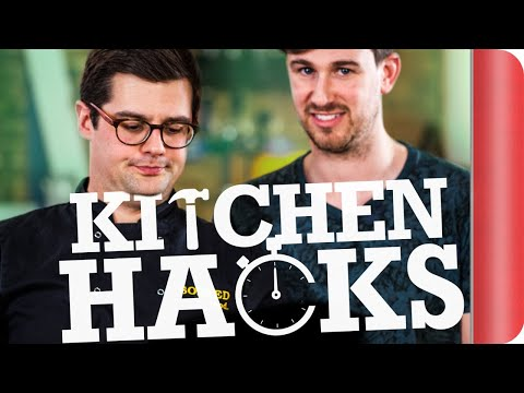 10 Genius Hacks To Save Time In The Kitchen