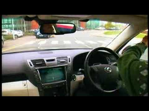 Fifth Gear - Lexus LS460 Review