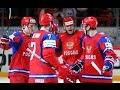 ТОП 10:Лучшие буллиты Российских хоккеистов