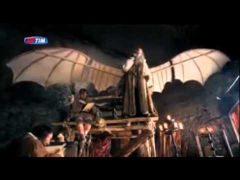 spot tim giugno 2011 - Leonardo, Tommasino e la vendita delle invenzioni