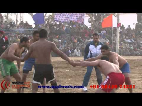 Jagraon Kabaddi Cup 2013 in HD (High Definition)
