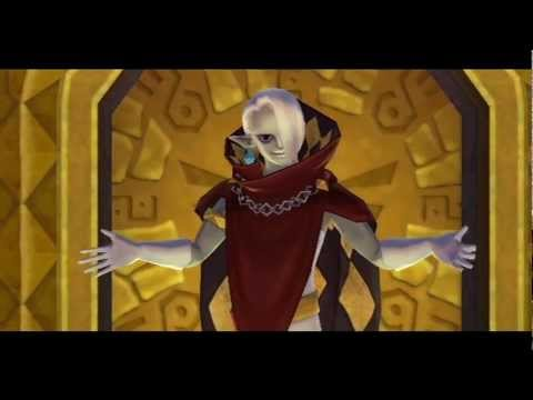 [HD] Skyward Sword - Cutscenes PART 5 - Link and Ghirahim's first encounter