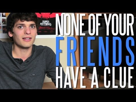 Jordan's Messyges: None of Your Friends Have a Clue