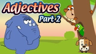 Learn Adjectives Part 2