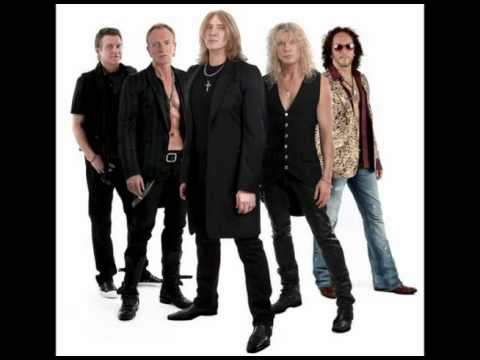 DEF LEPPARD NEW SINGLE - UNDEFEATED (2011)