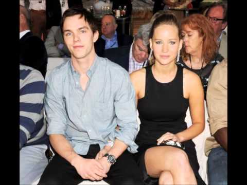 Jennifer Lawrence and Nicholas Hoult 2013